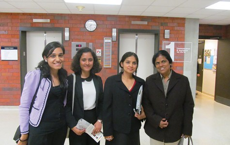 Study Abroad program from India brings new ideas about feminism to campus