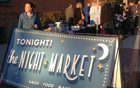 Friday Night Market hits Dewey Street