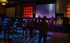 Local artists rock out in Davies Center