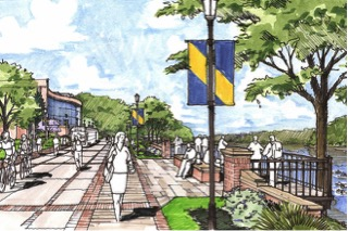 Second open house for the Garfield Avenue Project manifests ideas from public and campus