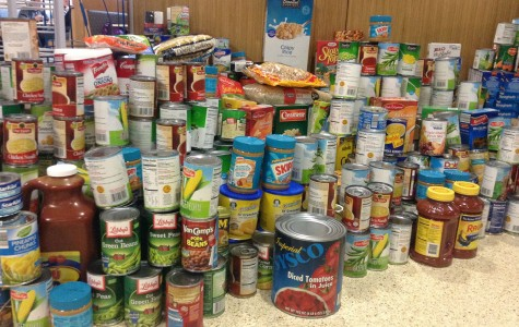 Blugold Dining's annual food drive to help feed those in need