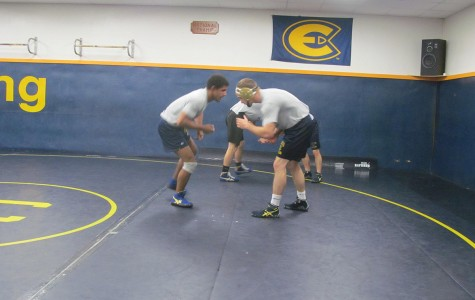 Wrestling team gains confidence with new head coach
