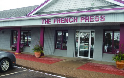 French Press restaurant donates Tips in honor of their one year anniversary