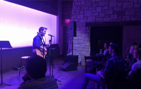 UW-Eau Claire students perform original songs in singer/songwriter slam