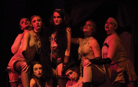 'Cabaret' to open this weekend