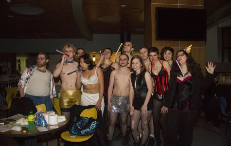 University Activities Commission presents annual 'Rocky Horror Picture Show'