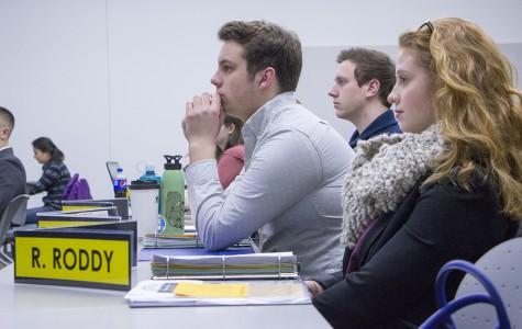 Student Senate's mid-session election process