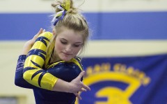 Women's Gymnastics defeats Hamline at home to build energy going forward