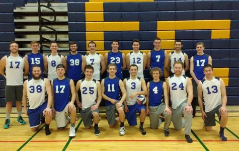 UW-Eau Claire men's volleyball club ranked No. 1 in the nation for Division II