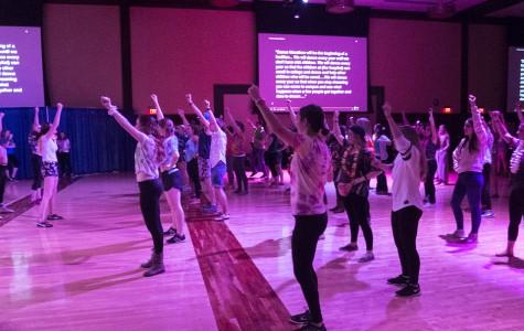 Dance marathon raises money for children