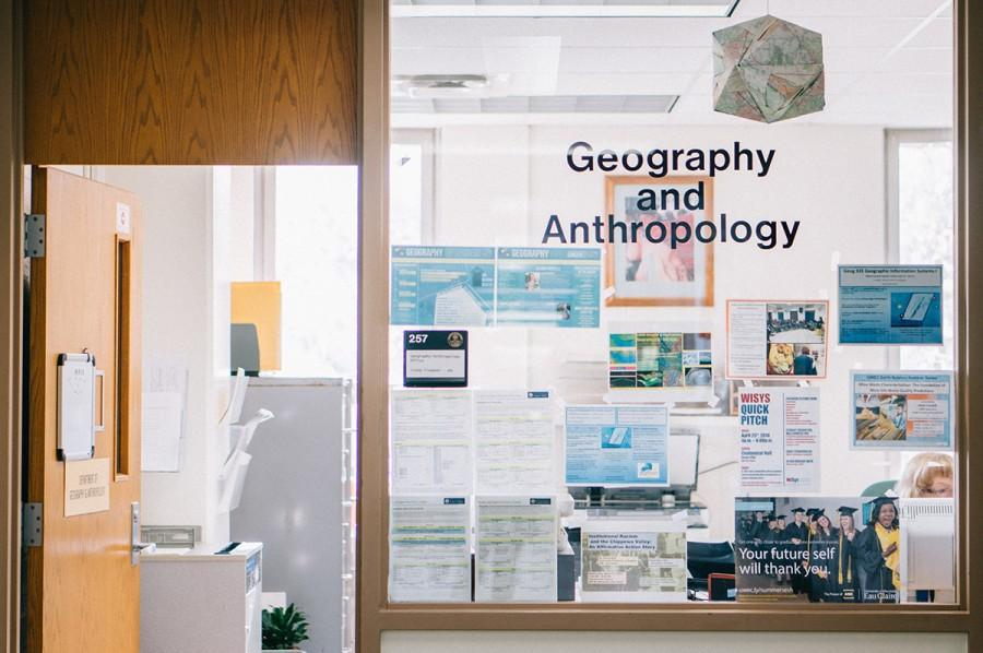 The+department+of+geography+and+anthropology+will+expand+students%E2%80%99+horizons+and+prepare+them+for+future+employment+with+the+new+geospatial+analysis+and+technology+degree.