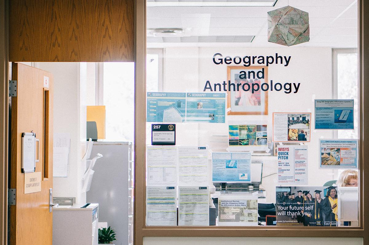 The department of geography and anthropology will expand students' horizons and prepare them for future employment with the new geospatial analysis and technology degree.