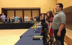 Student Senate appoints new senators