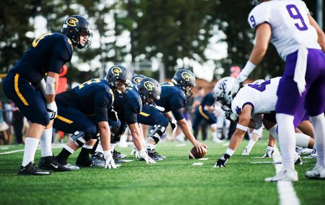 UW-Eau Claire football falls to St. Thomas in season opener