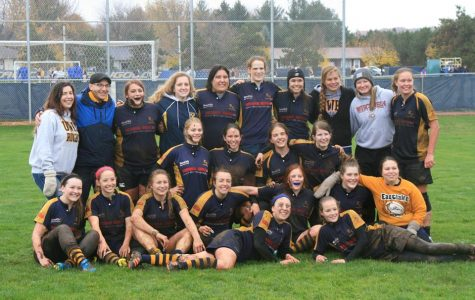 UW-Eau Claire's Women's Rugby