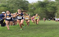UW-Eau Claire Men's Cross Country team comes out with first win at St. Olaf