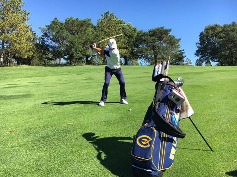 UW-Eau Claire Men's Golf team places fourth at Twin Cities Classic