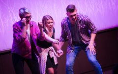 Improv troupe brightens up The Cabin