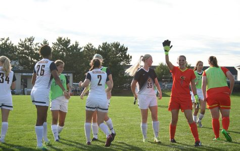 UW- Eau Claire Varsity Women's soccer team season update