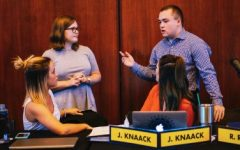 Student Senate appoints new committee positions