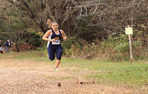 Blugold runners approach championship season