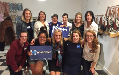 Panel discussion explores women's role in politics, impact of Clinton candidacy
