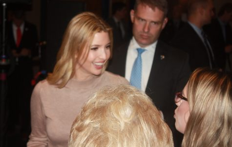 With Nov. 8 election looming, Ivanka Trump campaigns locally for father