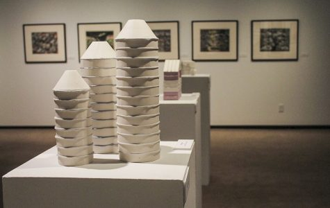 Foster Gallery hosts alumni art exhibition