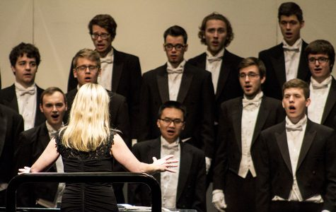 UW-Eau Claire hosts 2016 Choral Showcase