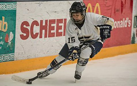 Women's Hockey went 1-1 over the weekend