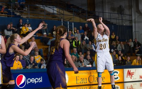 UW-Eau Claire women's basketball team reflects on their season thus far
