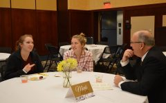 Community leaders share knowledge with students at Leadership Gala