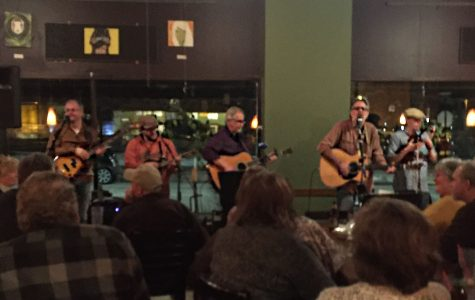 Local Americana group plucks, sings and strums at Acoustic Cafe