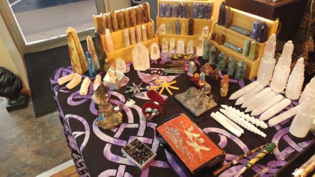 Soulstice Wellness Center hosts a marketplace for metaphysical and holistic items