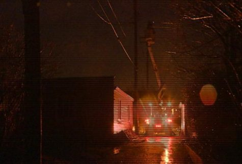 Water Street area left without power due to transformer fire