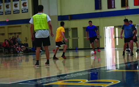 UW-Eau Claire men's soccer team participates in tournament over the weekend