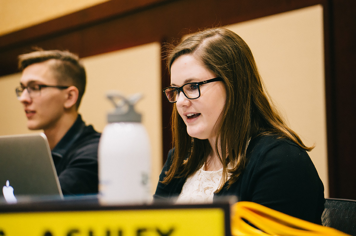 Student Senate discussed many pieces of legislation on how funds are to be allocated.