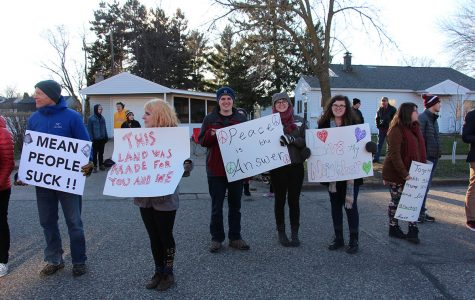 Eau Claire community members react to Trump's executive order