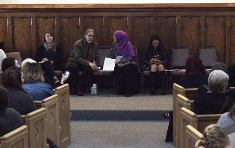 Community gathering encourages hospitality, welcomes immigrants and refugees
