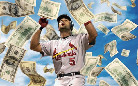 Are professional athletes overpaid?