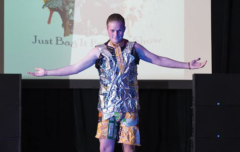 Housing Office of Sustainability hosts sixth annual fashion show