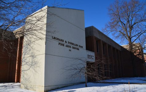 Renovations for Haas and Governors Hall postponed