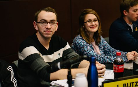 Student Senate recognizes the university's carbon footprint