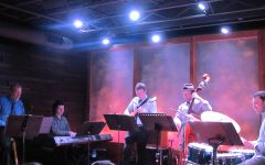 The Lakely's jazz quintet shows the power of musician networks