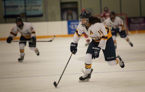 Blugolds women's hockey team defeated in WIAC championship