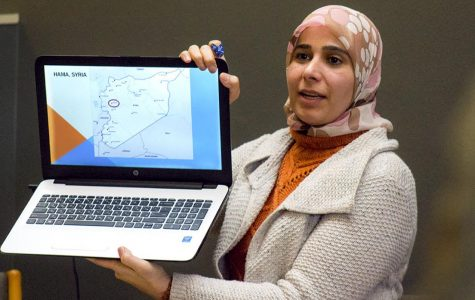 Syrian Interfaith speaker reiterates importance of faith in the face of Syrian crisis