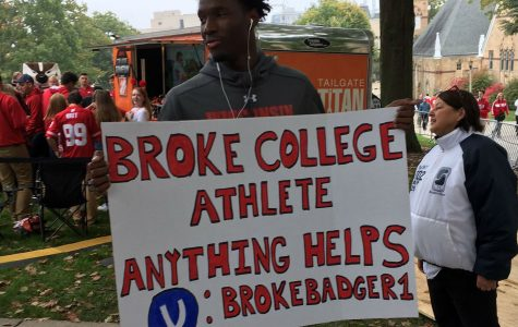 College athletes continuing financial struggles without representation