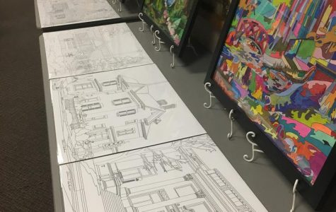 Coloring book of Eau Claire hits shelves