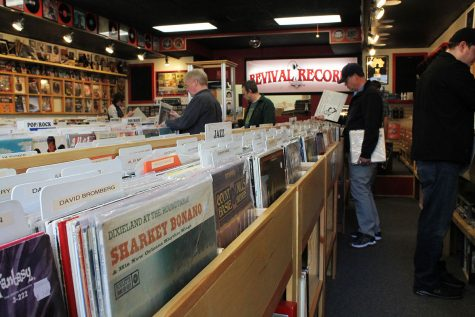 Revival Records and The Local Store celebrate Record Store Day