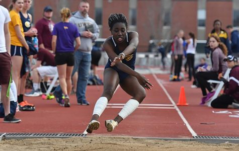 Track and field teams weather the storms at Platteville Invitational